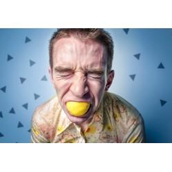 le citron est bon pour le stress et la peau