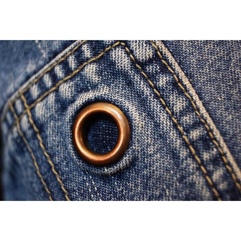 Le jean est tendance