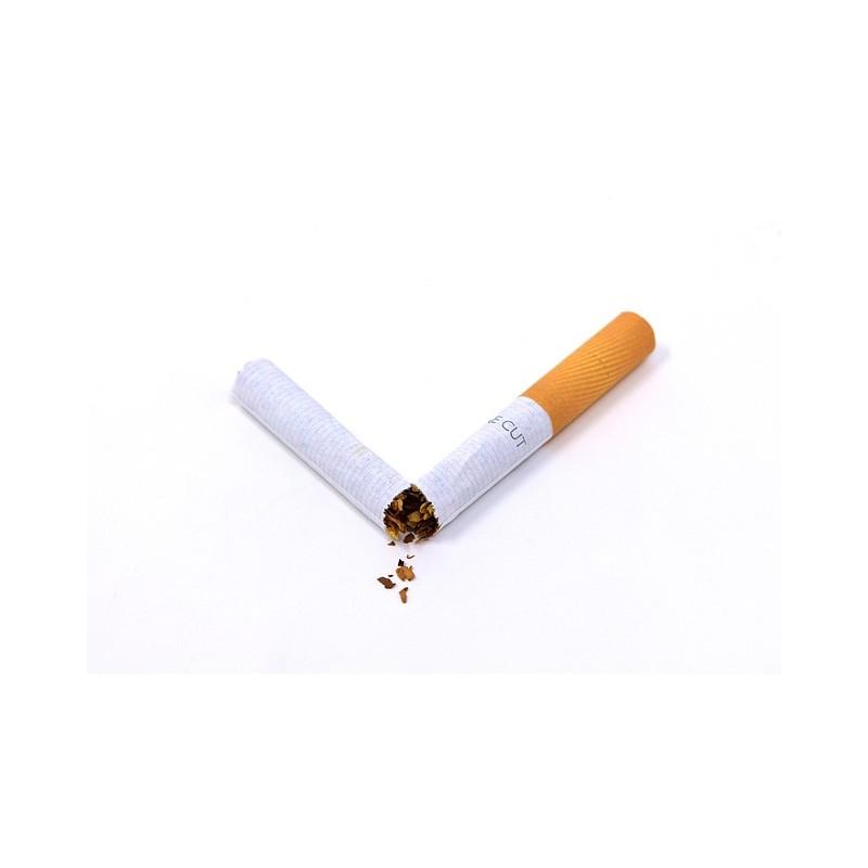 Cigarette cassée