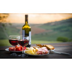 Plats et vin