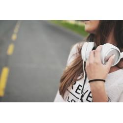 Musique : avoir l'air et la chanson sans les bruits parasites