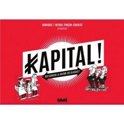 Photo représentant l\\\\\\\'avant de la boite du jeu de société Kapital