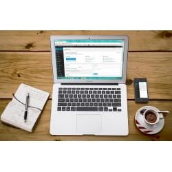 Un site sous WordPress