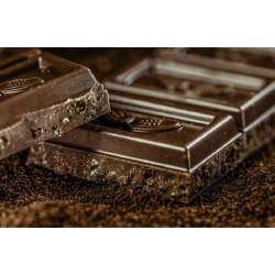Quelques carrés de chocolat noir pour garder la forme