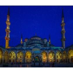 La Mosquée Bleue d\'Istanbul, lieu incontournable