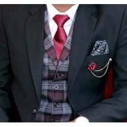 [MODE HOMME] Le gilet de costume : les origines, comment le choisir ?