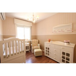 Les indispensables de la chambre de bébé