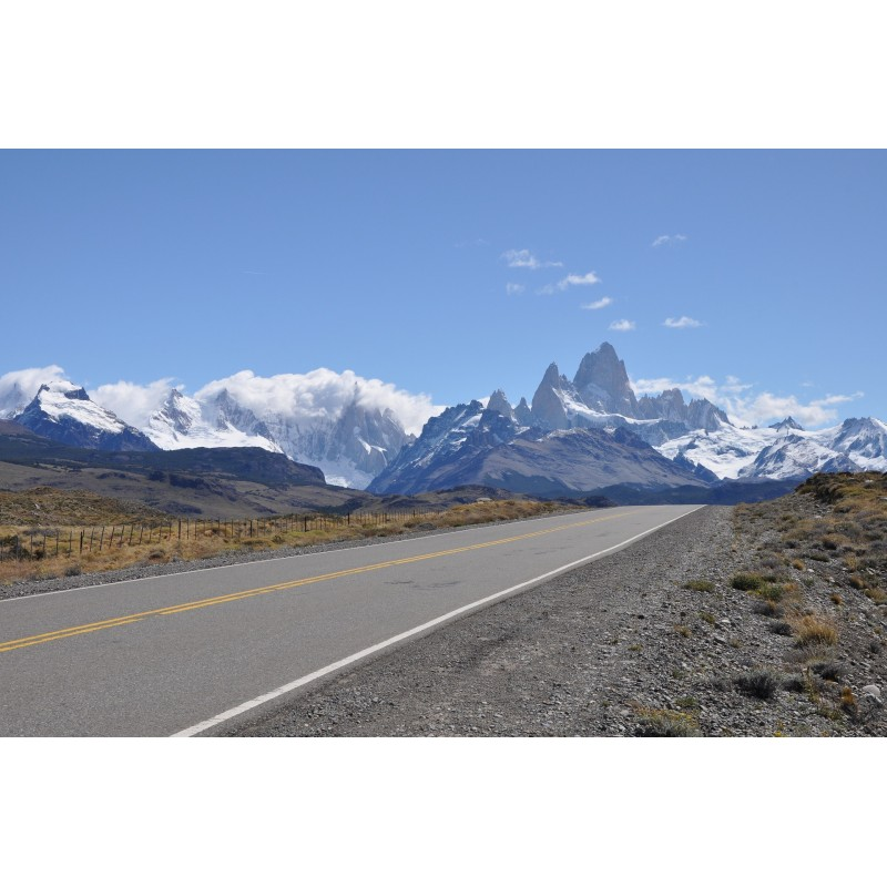 Fitzroy - Parc National des Glaciers - Terre de Feu - Argentine