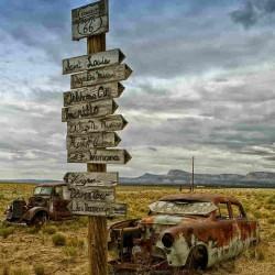 Route 66, le road-trip sauvage