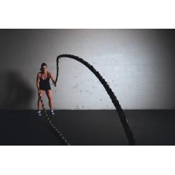 Battle rope : pour avoir le torse d'Hercule, ou ajouter une corde à son arc
