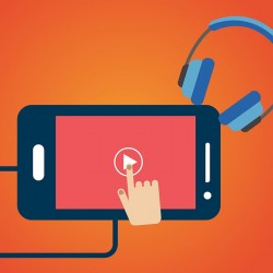 Video sur smartphone