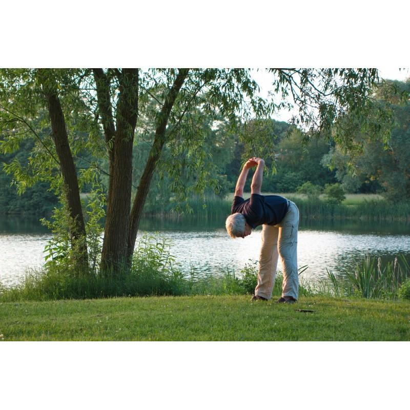 Pratiquer une activité physique est essentiel quand on devient senior.