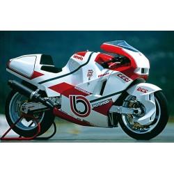 Bimota: d'entreprise de chauffage à fabricant de motocyclettes