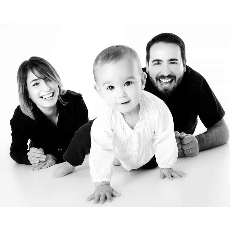 Une belle petite famille