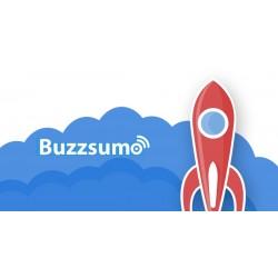 BuzzSumo: trouvez des influenceurs actifs et analysez votre concurrence