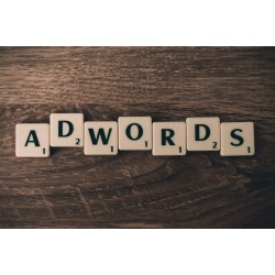 Lettres Adwords Scrable