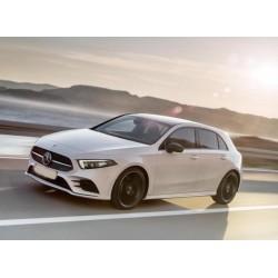 Présentation de La Classe A Mercedes 2018