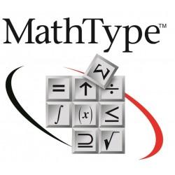 MathType: l'éditeur de formules et équations mathématiques
