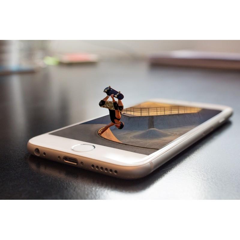 Une nouvelle technologie pour les smartphones pliables