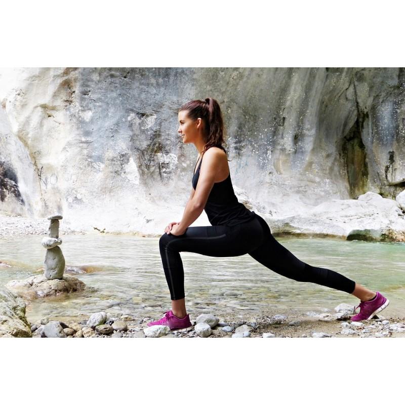 Le stretching, moment de détente pour le corps et l\'esprit
