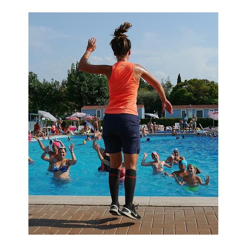 Aquagym, le sport en s\'amusant !