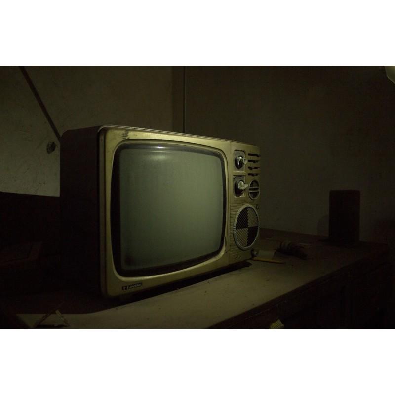 Vieille télé