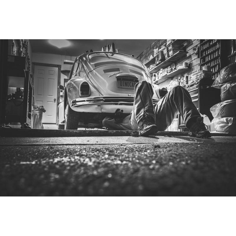 voiture, garagiste
