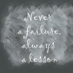 Apprendre de ses erreurs et de ses échecs pour positiver