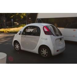 Google: pionnier de la voiture autonome