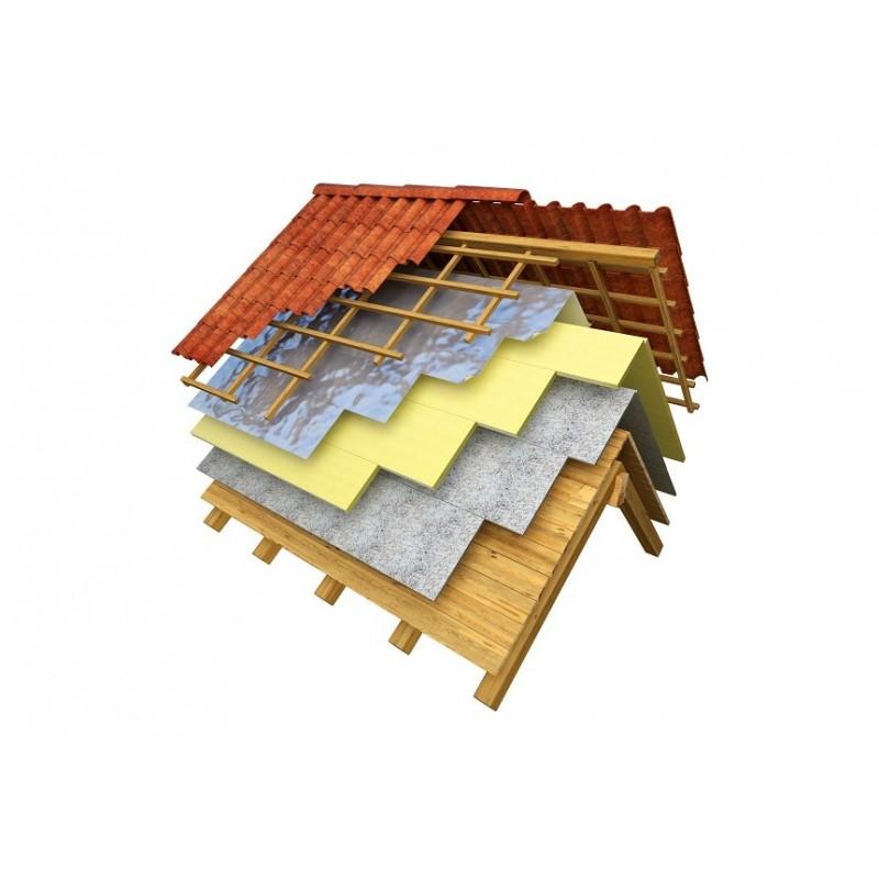 Schéma d\'isolation toiture