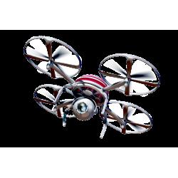 L'histoire des drones