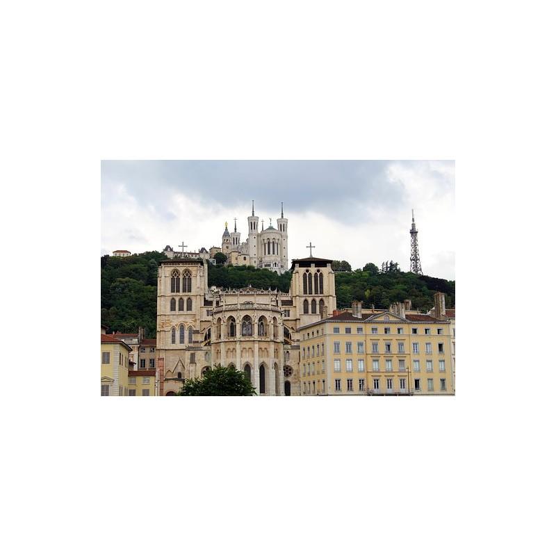 Lyon, la festive