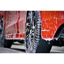 Nettoyage de printemps: votre voiture comme neuve