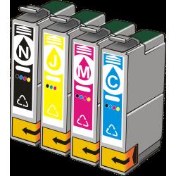 Les 6 grands avantages des cartouches d'encre recyclées