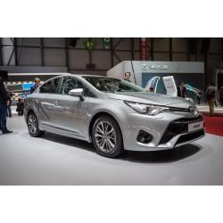Toyota Avensis: description et caractéristiques
