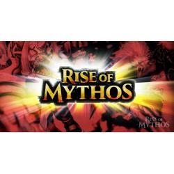 Le jeu vidéo Rise of Mythos: action et stratégie
