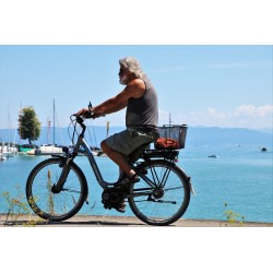 Vélo électrique Biwbik Gante : pédalez sans effort physique !