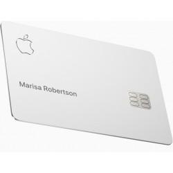 Apple Card : c'est quoi ?