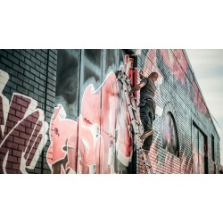 Street art parisien