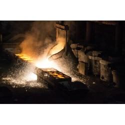 Donald Trump cherche à protéger l\'industrie sidérurgique américaine
