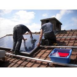 Comment installer des panneaux solaires?