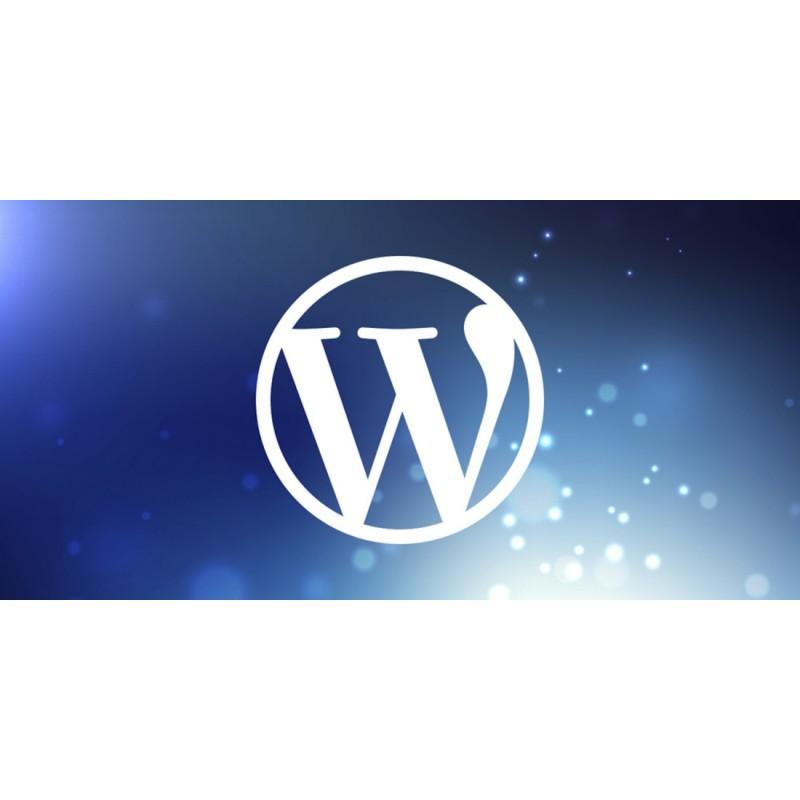 Blog WordPress