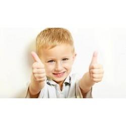 Comment faire pour avoir un enfant discipliné, intelligent, et audacieux?