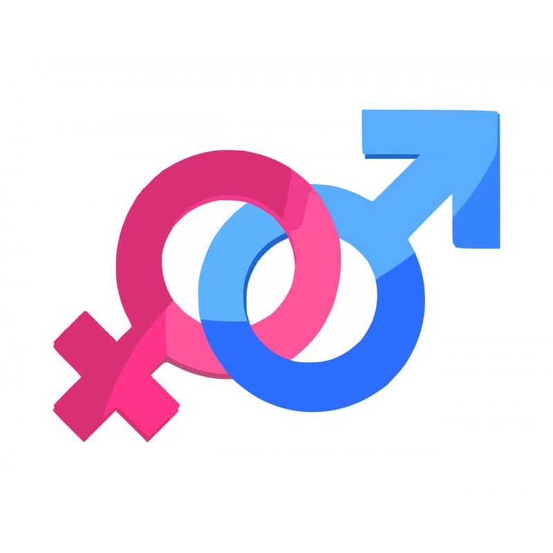 Symboles homme/femme