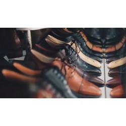 Chaussures, cette paire qui fait l'homme !