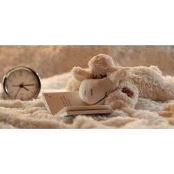 Doudou a trouvé son rituel pour mieux dormir
