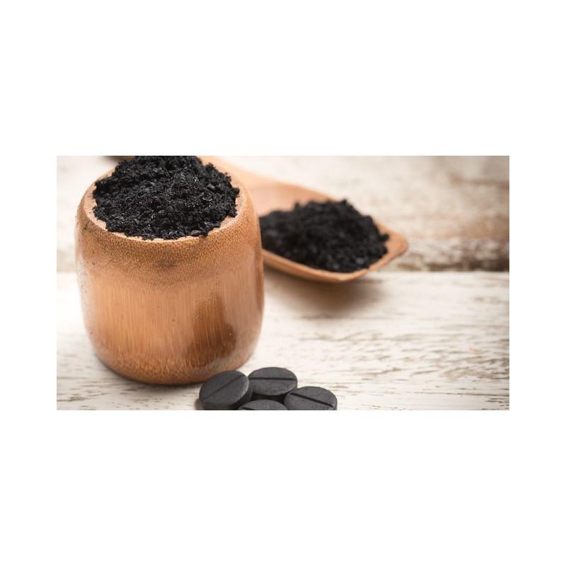 Le charbon de bois végétal