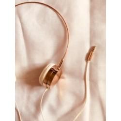 Test produit - Casque audio rose gold Lily England