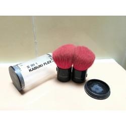 Test du pinceau 2 en 1 Kabuki Flex de Sephora