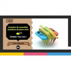 2ème épisode de l\'Atelier Toy-Con du Nintendo Labo